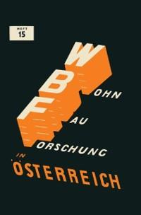 Cover Wohnbaufinanzierung in Osterreich