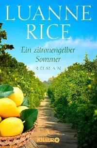 Cover Ein zitronengelber Sommer