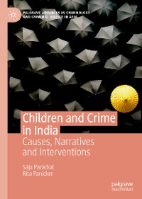 Cover Children and Crime in India