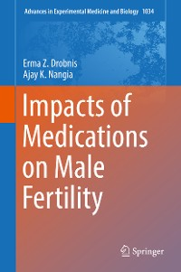 Cover Impacts of Medications on Male Fertility