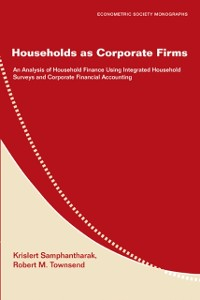 Cover Households as Corporate Firms