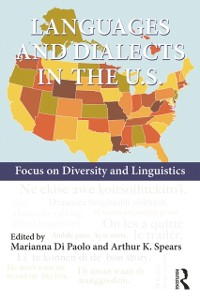 Cover Languages and Dialects in the U.S.