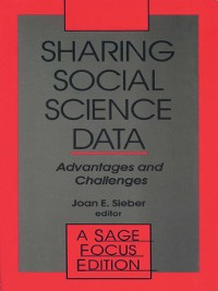 Cover Sharing Social Science Data