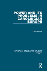 Cover Power and Its Problems in Carolingian Europe