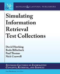 Cover Simulating Information Retrieval Test Collections