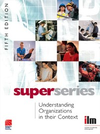 Cover Understanding Organisations in their Context