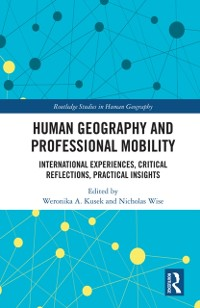 Cover Human Geography and Professional Mobility