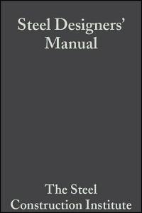 Cover Steel Designers' Manual