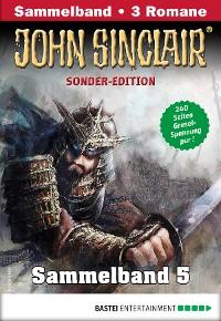 Cover John Sinclair Sonder-Edition Sammelband 5 - Horror-Serie