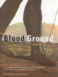 Cover Blood Ground