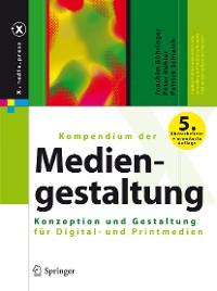 Cover Kompendium der Mediengestaltung