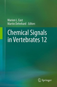 Cover Chemical Signals in Vertebrates 12