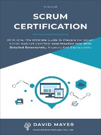 Cover Scrum Certification