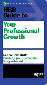 Cover HBR Guide to Your Professional Growth