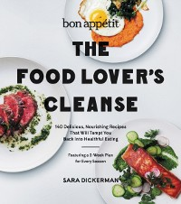 Cover Bon Appetit: The Food Lover's Cleanse