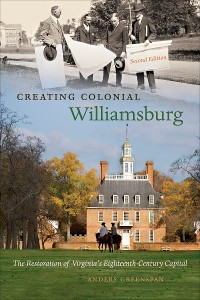 Cover Creating Colonial Williamsburg