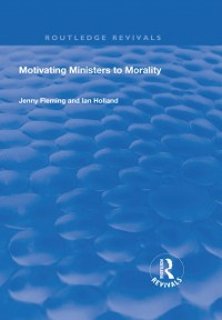 Cover Motivating Ministers to Morality