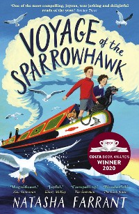 Cover Voyage of the Sparrowhawk