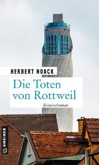 Cover Die Toten von Rottweil