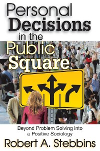 Cover Personal Decisions in the Public Square