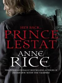Cover Prince Lestat