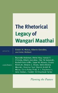 Cover The Rhetorical Legacy of Wangari Maathai