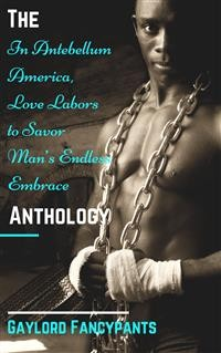 Cover The 'In Antebellum America, Love Labors to Savor Man's Endless Embrace' Anthology