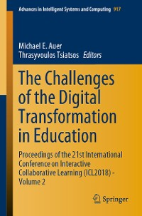 Cover The Challenges of the Digital Transformation in Education