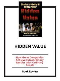 Cover Hidden Value