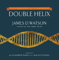 Cover Annotated and Illustrated Double Helix