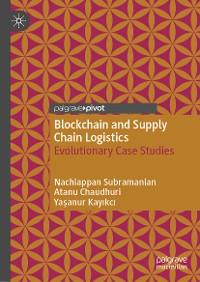 Cover Blockchain and Supply Chain Logistics