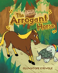 Cover The Arrogant Horse