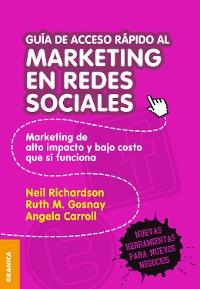 Cover Guía de acceso rápido al marketing en redes sociales