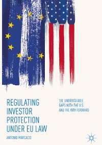 Cover Regulating Investor Protection under EU Law
