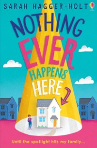 Cover Nothing Ever Happens Here