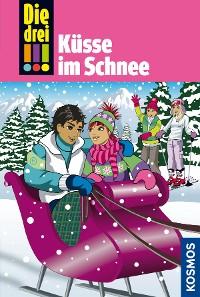 Cover Die drei !!!, 33, Küsse im Schnee (drei Ausrufezeichen)