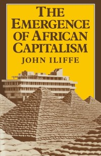 Cover Emergence of African Capitalism