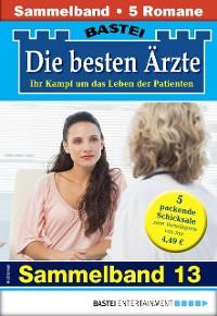 Cover Die besten Ärzte 13 - Sammelband