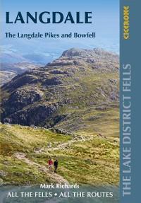 Cover Walking the Lake District Fells - Langdale