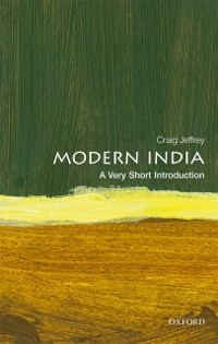 Cover Modern India: A Very Short Introduction