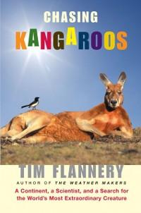 Cover Chasing Kangaroos