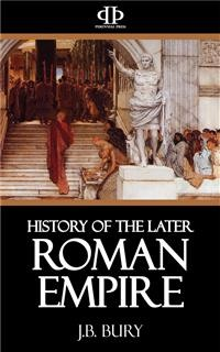 Cover History of the Later Roman Empire