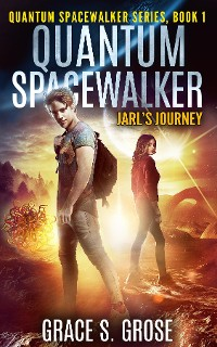 Cover Quantum Spacewalker