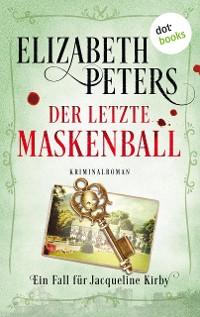 Cover Der letzte Maskenball