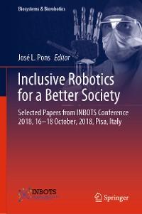 Cover Inclusive Robotics for a Better Society
