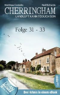 Cover Cherringham Sammelband XI - Folge 31-33