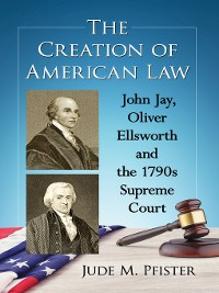 Cover The Creation of American Law