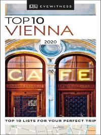 Cover DK Eyewitness Top 10 Vienna