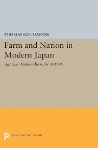 Cover Farm and Nation in Modern Japan