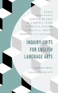 Cover Inquiry Units for English Language Arts